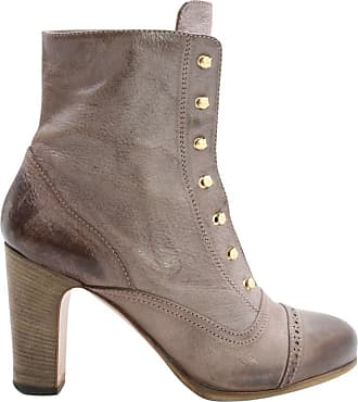 Boots à bout pointu en daimVanessa Bruno POa1RJxuh1