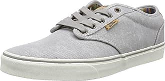Atwood, Sneakers Basses Homme, Beige (Canvas/Brindle/White), 38.5 EU (5.5 UK)Vans