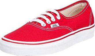 Authentic - Chaussures sPort Unisexe - Rouge (Red) - 50 EU (15 UK)Vans sgE0Hjdc
