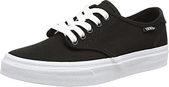 W Atwood Low - Stivaletti Donna, Nero (Black (Weather Suede/Black/English Rose)), 34.5 Vans