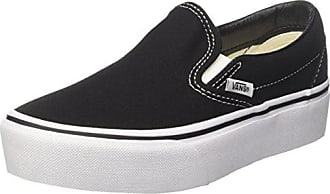 Vans Slip-On Bunny, Zapatillas para Niñas, Negro (Black/Gold Zx1), 20 EU