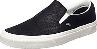 Vans Slip-On Bunny, Zapatillas para Niñas, Negro (Black/Gold Zx1), 20 EU