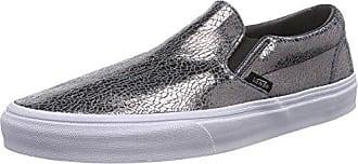Vans Damen Classic Slip-on Laufschuhe, Mehrfarbig (Metallic Snake), 41 EU