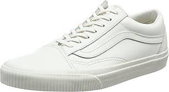 Old Skool, Zapatillas de Entrenamiento Mujer, Blanco (Blanc De Blancembossed Sidewall), 40 EU Vans