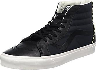 Sk8-Hi Reissue, Zapatillas de Entrenamiento para Mujer, Negro (Birch/black2-Tone), 34.5 EU Vans