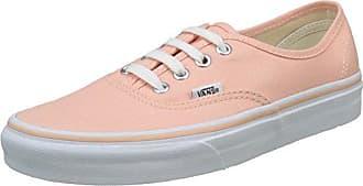 Vans Damen UA Classic Slip-on Sneakers, Pink (Tropical Peach/True White), 34.5 EU