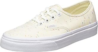 Vans Authentic, Baskets Femme, Gris (Jersey), 35 EU