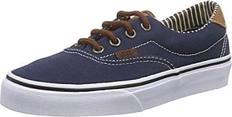U Era 59 Plaid, Sneakers Basses Mixte Adulte, Bleu (Plaid/Dress Blues), 36.5 EUVans