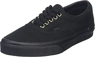 Era, Zapatillas Unisex Adulto, Negro (Gold Mono/Black), 44 EU Vans