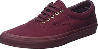 Vans Era, Zapatillas Unisex Adulto, Rojo (Gold Mono Port Royale), 34.5 EU
