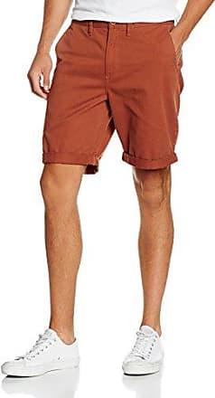 DEWITT - short Hombre, rojo (rhubarb Heather), Talla única (32) Vans