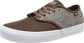 Vans - Zapatillas para hombre marrón Espresso, color marrón, talla 42.5