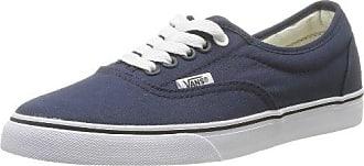 Vans Authentic, Chaussures Mixte Adulte - Bleu - Bleu Marine/Multicolore, 36 EU EU