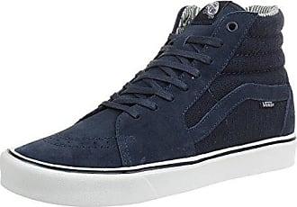 Vans W Shilo Hiker, Damen Sneaker (hiker) black/white 42
