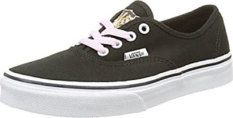 Vans UY Authentic, Zapatillas para Niñas, Negro (Hidden Kittens Black/true White), 34.5 EU