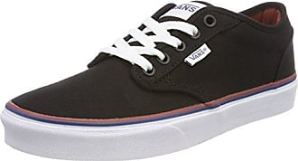 Atwood, Baskets Homme, Noir (Checkerboard), 44 EUVans