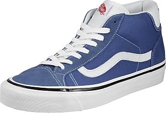 Camionnettes Mi Skool 37 Dx Chaussures Baskets Lo Bleu Bleu fLQ4S