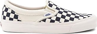 OG Classic Checkerboard Slip On LX in Blue,White,Checkered & Plaid. - size Mens 11/Womens 12.5 (also in Mens 10.5/Womens 12,Mens 10/Womens 11.5,Mens 11.5/Womens 13,Mens 12/Womens 13.5,Mens 4.5/Womens