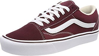 Old Skool Canvas, Baskets Mixte Adulte, Bleu (Gum Bumper/Dress Blues/TRUE White), 40.5 EUVans