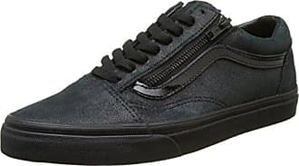 Vans Old Skool, Chaussures de Running Mixte Adulte, Noir (Snake), 47 EU