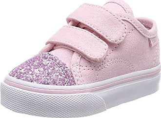 Vans Atwood Slip-on, Zapatillas Unisex Bebé, Rosa (Pop Outsole), 24.5 EU