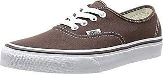 Vans 59, Low-Top Sneaker unisex adulto, Marrone (Suede/Leather), 34.5