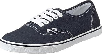 Authentic, Basses Mixte Adulte - Bleu (C L/DRS BLS/St), 34.5 EU (2.5 UK)Vans