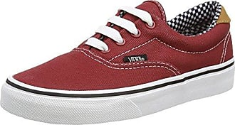 U Era, Baskets mode mixte adulte - Rouge (Vintage Bkng Re), 34.5 EU (3.5 US)Vans
