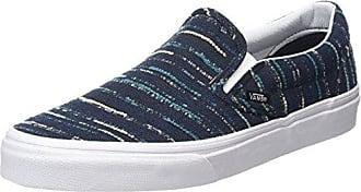 Vans Classic Slip-On, Zapatillas Unisex Adulto, Multicolor (Italian Weave Safari/Multi), 34.5 EU