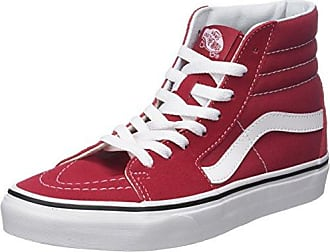 Old Skool, Sneakers Basses Mixte Adulte, Rouge (Mlx), 37 EUVans