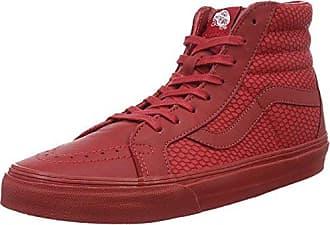 Chaussures Lacées Fourgons Sk8-rouge Foncé Salut Réémission Eu 41 (8,5)