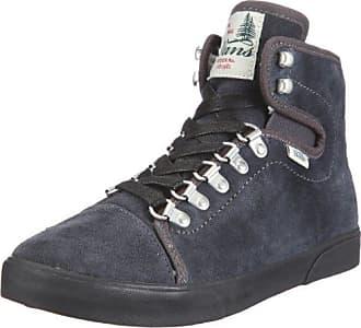 Vans W HADLEY HIKER (Hiker) grey VNKR55D, Damen Sneaker, Grau ((Hiker) grey), EU 35 (US 5.5)