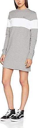 Vans Wild Bunch Dress, Vestido para Mujer, Gris (Grey Heather), 6 (Talla del Fabricante: X-Small)