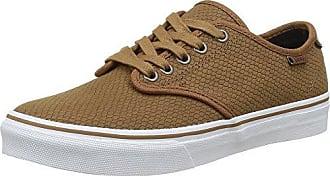 Vans Camden DX, Sneakers Basses Homme, Marron (Tweed), 40 EU
