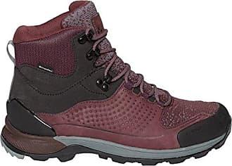 Womens TRK Skarvan Mid STX, Zapatos de High Rise Senderismo para Mujer, Rojo (Raisin 842), 40.5 EU Vaude