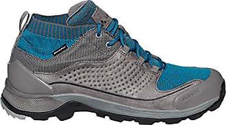 Womens Moab Low Am, Zapatillas de Ciclismo de Montaña para Mujer, Gris (Iron 844), 36 EU Vaude