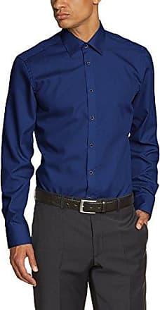 152314200 - Chemise Homme, Bleu (Blau 100), Cou: 41 (Taille Fabricant: 41)Venti