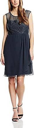 Vera Mont 2121/3565, Vestido para Mujer, Azul (Pacific Blue 8510), 36