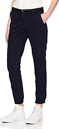 VMBONI LW CHINO PANTS CLR NOOS, Pantalon Femme, Bleu (Navy Blazer), 32/L34 (Taille fabricant: XX-Small)Vero Moda
