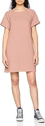 Vero Moda 10180199, Vestido para Mujer, Multicolor (Snow White Stripes:Navy), 42