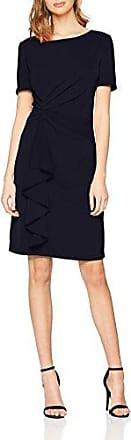 Vero Moda Vmmaharete SS Short Wrap Dress, Vestido para Mujer, Multicolor (Night Sky AOP:Maharete), 36 (Talla del Fabricante: X-Small)