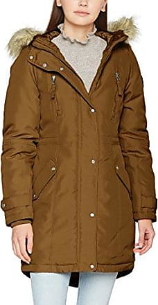 Vmtrack Expedition 3/4, Parka Femme, Vert (Dark Olive), 36 (Taille Fabricant: Small)Vero Moda