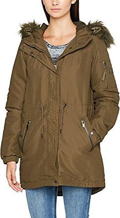 Vmagnes 3/4, Parka Femme, Vert (Dark Olive), 40 (Taille Fabricant: Large)Vero Moda