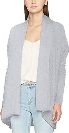 Vero Moda Vmposh Ls Cardigan Noos, Chaqueta Punto para Mujer, Rosa (Mesa Rose Detail:Melange), 40 (Talla del fabricante: Large)