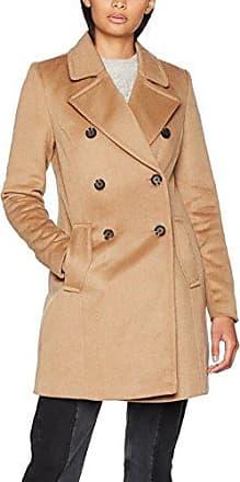 Vmprato Rich 3/4 Wool Jacket Noos, Manteau Femme, Gris (Light Grey Melange), 40 (Taille Fabricant: Large)Vero Moda