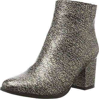 Vero Moda Vmdorthe Leather Boot, Zapatos del Barco para Mujer, Negro (Black), 38 EU