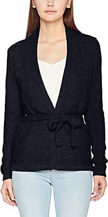 Vmmatea My Ls Cardigan Jrs, Gilet Femme, Bleu (Navy Blazer), 40 (Taille Fabricant: Large)Vero Moda