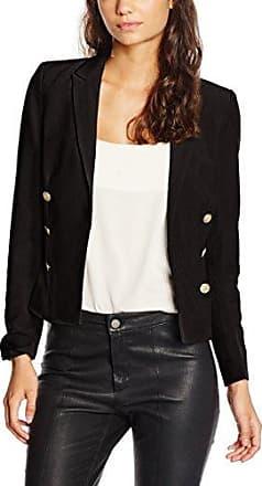 Vero Moda Vmantioch 3/4 Cardigan, Chaqueta punto para Mujer, Negro (Black Beauty), 40 (Talla del fabricante: Large)
