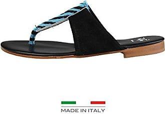 Versace 19.69 - Flip-Flops - Damen - Versace 19.69 Flip-Flops Damen ATENA schwarz - 40 DIKgo9PdA