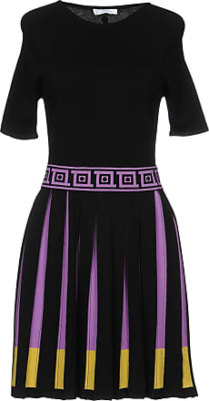 Dress for Women, Evening Cocktail Party On Sale, Violet, acetate, 2017, 10 6 8 Versace
